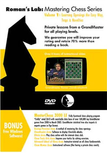 Roman's Lab 1: Traps and Novelties in the Opening - Chess Opening Video Download