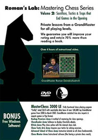 Roman's Lab 2: Sacrifices, Tactics, and Traps - Chess Opening Video Download