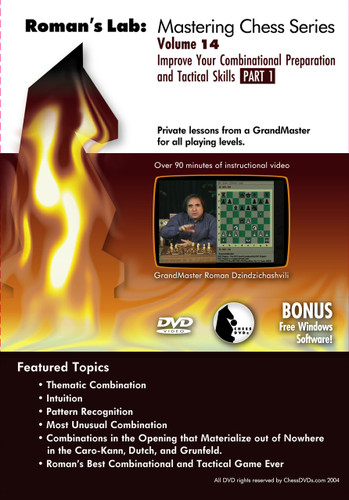 Roman's Labs: Vol. 14, Improve Your Combination and Tactical Skill Download