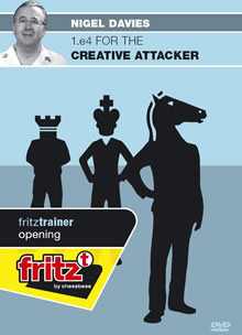 1.e4 for the Creative Attacker - Chess Opening Software Download