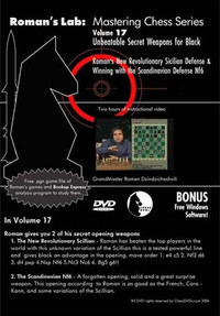Roman's Lab 17: Secret Weapons for Black - Chess Opening Video Download