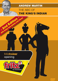 ABC of the King's Indian Defense - Chess Opening Software on DVD