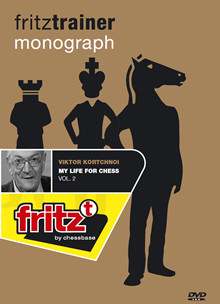 Victor Kortchnoi: My Life for Chess (Vol. 2) - Chess Biography Software DVD