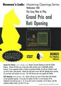 Roman's Lab 23: The Grand Prix and Reti Opening - Chess Opening Video Download