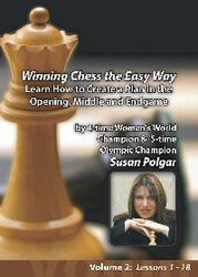 Susan Polgar, 2: Learn How to Create Plans DVD