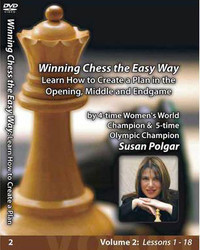 Susan Polgar, 2: Learn How to Create Plans Download