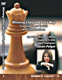 Susan Polgar, 3: Essential Chess Tactics and Combinations Download