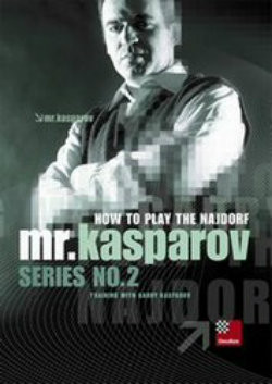 Garry Kasparov: How to play the Najdorf (Part 1) - Chess Opening Software on DVD
