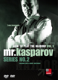 Garry Kasparov: How to Play the Najdorf (Vol. 1) -  Chess Opening Software Download