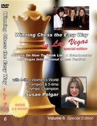 Susan Polgar, 6: Secrets on How to Think like a Grandmaster