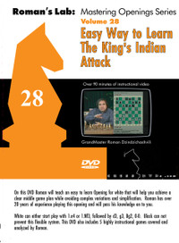 Roman's Lab 28: Learn the King's Indian Attack - Chess Opening Video Download
