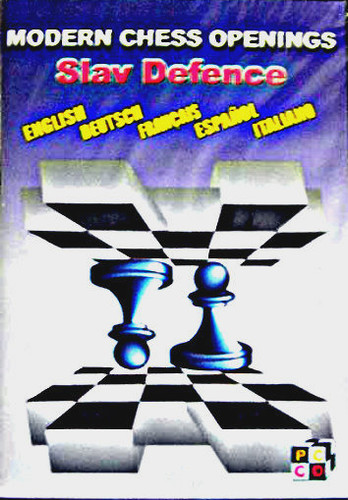 Modern Chess Openings: The Slav Defense - Chess Opening Software Download