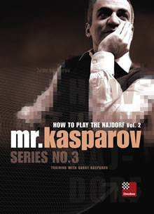 Garry Kasparov: How to Play the Najdorf (Vol. 2) -  Chess Opening Software Download