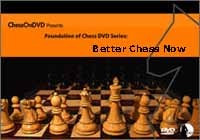 Better Chess Now! Set of 4 DVDs
