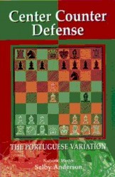 Center Counter Defense, Portuguese Variation - Chess Opening Print Book