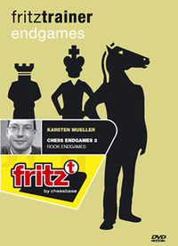 Chess Endgames, Vol. 2: Rook Endgames DVD