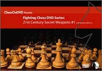 Secret Weapons: Complete Set (2 DVDs) - Chess Opening Video DVD
