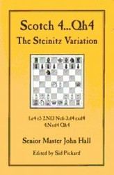 Scotch 4...Qh4: The Steinitz Variation - Chess Opening Print Book