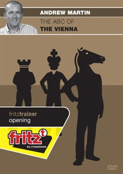 ABC of the Vienna Game - Chess Opening Software on DVD