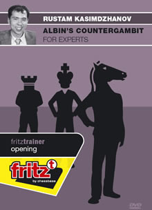 Albin's Counter-Gambit - Chess Opening Software on DVD
