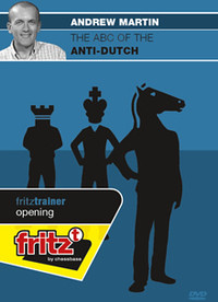 ABC of the Anti-Dutch - Chess Opening Software on DVD