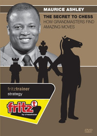 Maurice Ashley: The Secret to Chess