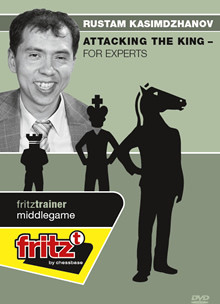 Attacking the King - for Experts DVD