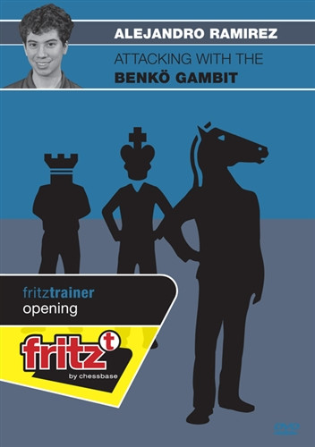 Attacking with the Benk̦o Gambit - Chess Opening Software on DVD