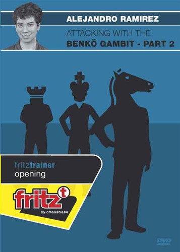 Attacking with the Benk̦o Gambit (Part 2) - Chess Opening Software on DVD