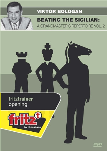 Beating the Sicilian: A Grandmaster's Repertoire, Vol. 2 - Chess Opening Software on DVD