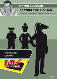 Beating the Sicilian - A Grandmaster's Repertoire, Vol. 3 - Chess Opening Software Download