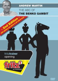 ABC of the Benko Gambit  (2nd Ed) - Chess Opening Software Download