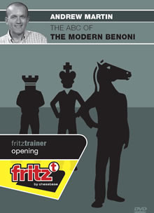 ABC of the Modern Benoni Defense - Chess Opening Software Download