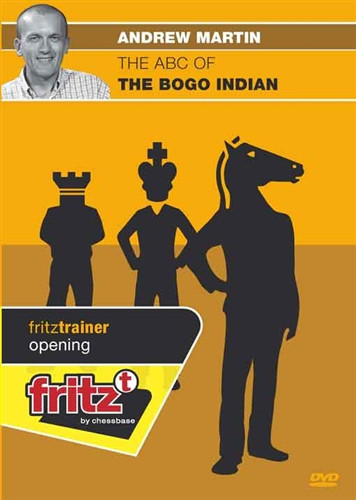 ABC of the Bogo-Indian Defense - Chess Opening Software on DVD