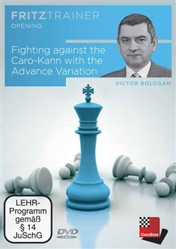 Fighting against the Caro-Kann with the Advance Variation - Chess Opening Software