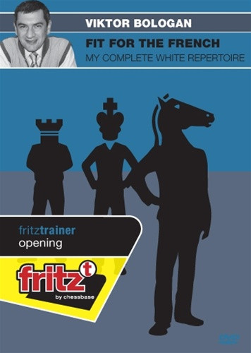 Fit for the French - Chess Opening Software on DVD