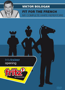 Fit for the French - Chess Opening Software Download