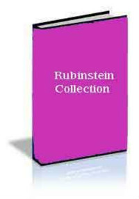 Rubinstein CollectionE-book for Download for Chess Openings Wizard