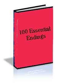 100 Essential Endings: E-book for Download for Chess Openings Wizard