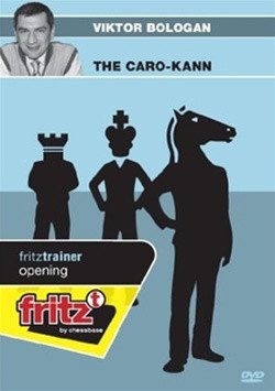 The Caro-Kann Defense - Chess Opening Trainer on DVD
