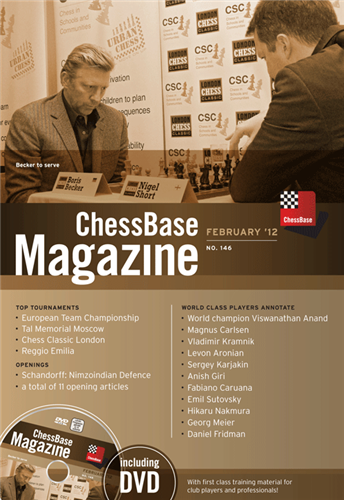 ChessBase Magazine 146, Chess Software Download