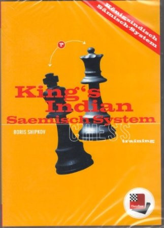 The King's Indian Defense: Saemisch System - Chess Opening Software on CD