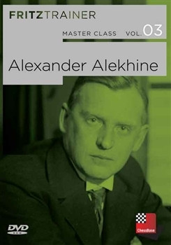 Master Class, Vol. 3: Alexander Alekhine - Chess Biography Software DVD