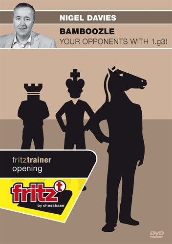 Bamboozle your Opponents with 1.g3 - Chess Opening Software on DVD