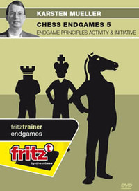 Chess Endgames 5: Endgame Principles - Activity & Initiative Download
