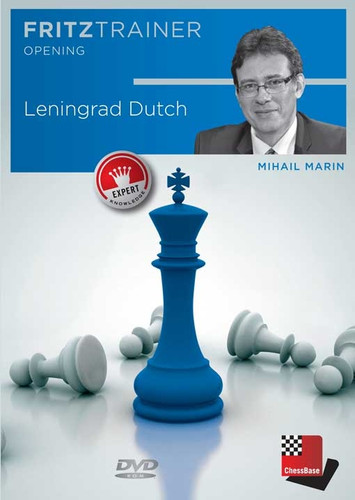 The Dutch Defense: Leningrad Variation - Chess Opening Software on DVD