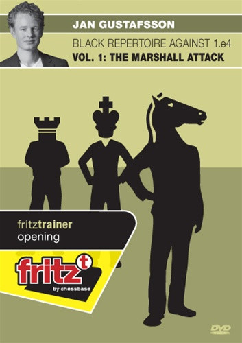 Ruy Lopez: The Marshall Attack - Chess Opening Software on DVD