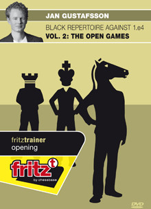 A Black Repertoire Against 1.e4 (Vol. 2): Open Games - Chess Opening Software Download