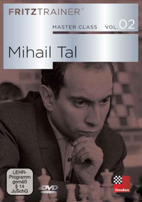 Master Class, Vol. 2: Mihail Tal - Chess Biography Software DVD
