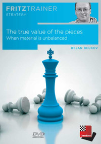 The True Value of Pieces Fritz Chess Trainer